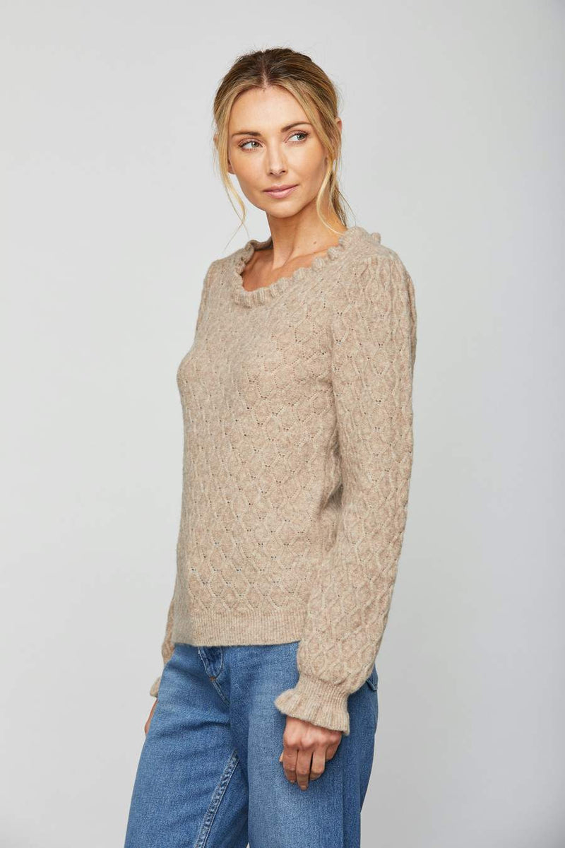 Sundays - Juniper Sweater - Warmflax