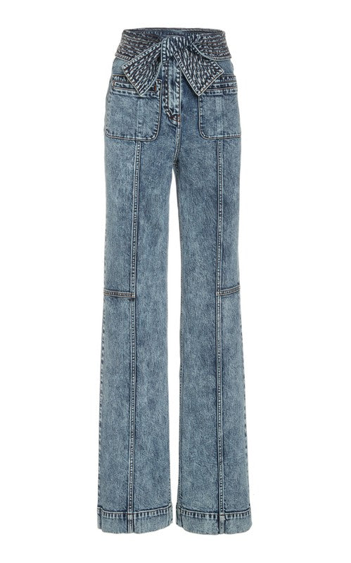 Ulla Johnson - Wade Jean - Medium Acid Wash
