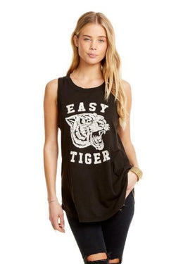 Chaser - The Who Tiger Tank - Vintage Black
