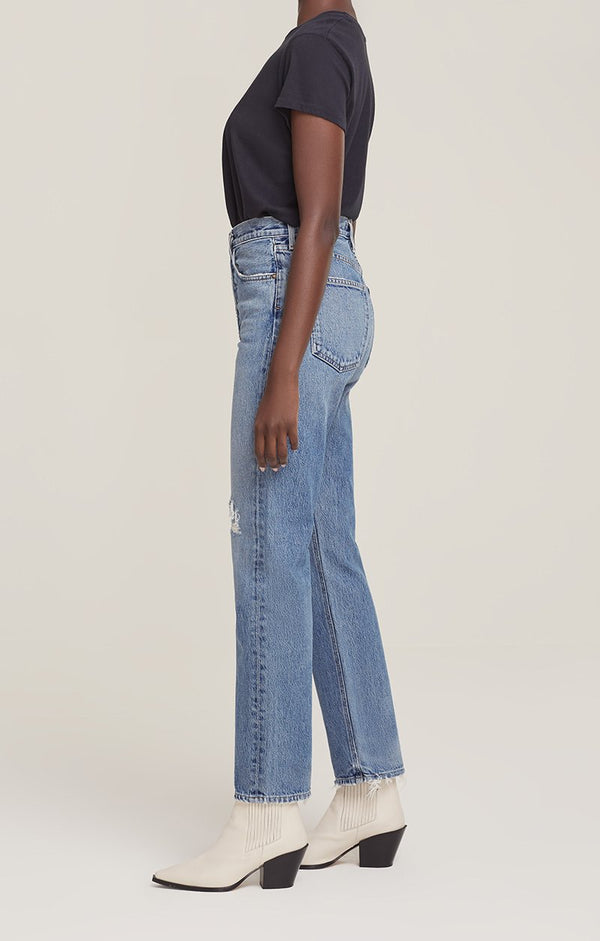 Agolde - 90'S PINCH WAIST HIGH RISE STRAIGHT - Lineup