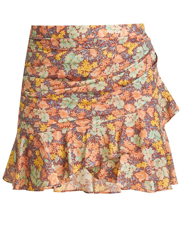 Veronica Beard - Lyndsay Skirt - Multi