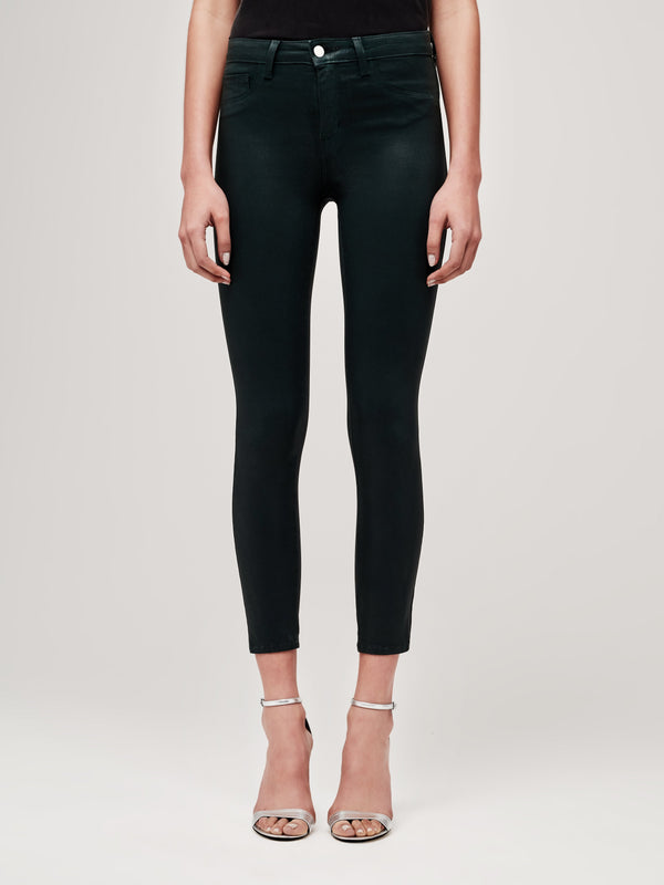 L'agence - Margot H/R Skinny Jean - Evergreen