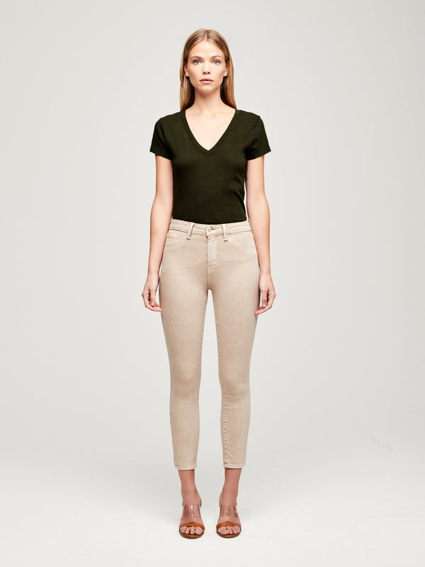 L'agence - Margot H/R Skinny - Biscuit
