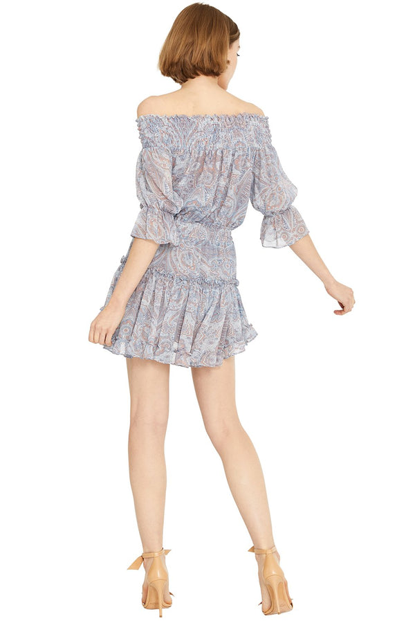 Misa - Darla Dress - Washed Tile