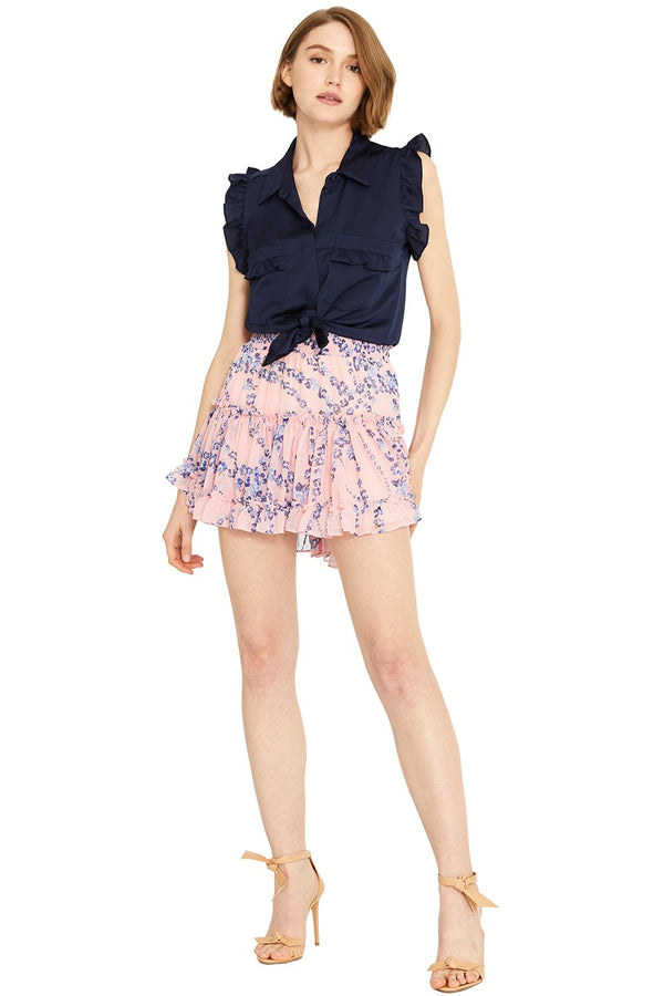 Misa - Marion Skirt - Intertwined Floral