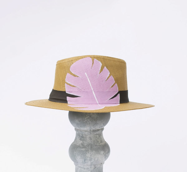 Theme Dresser - Palma Blush Hat