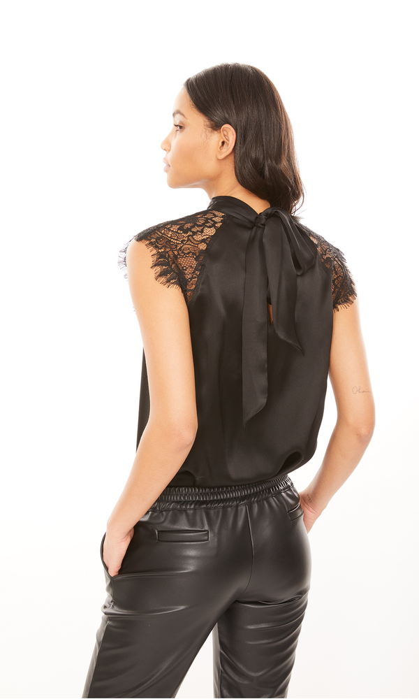 Generation Love - Rachel Blouse - Black