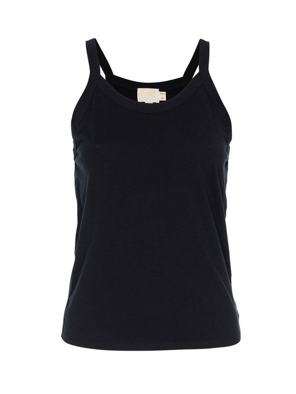 Nation LTD - Rebecca Strappy Tank - Black