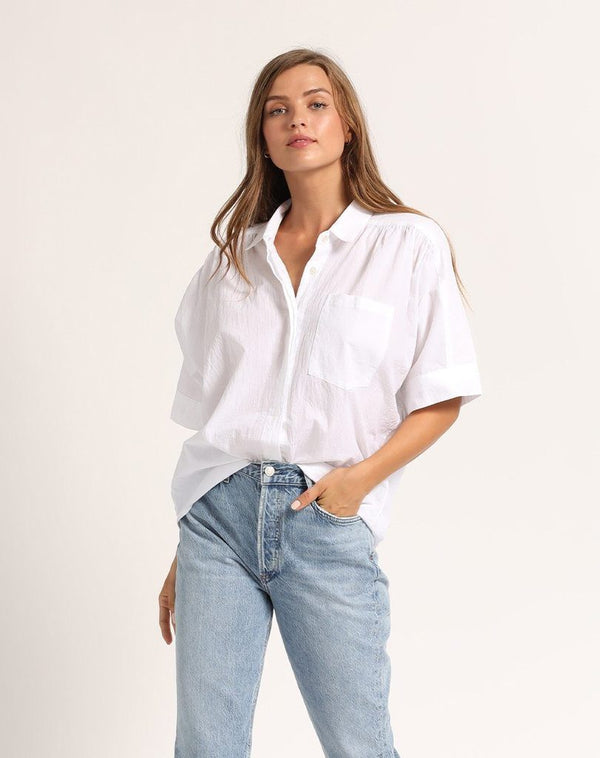 Cleobella - River Blouse - White