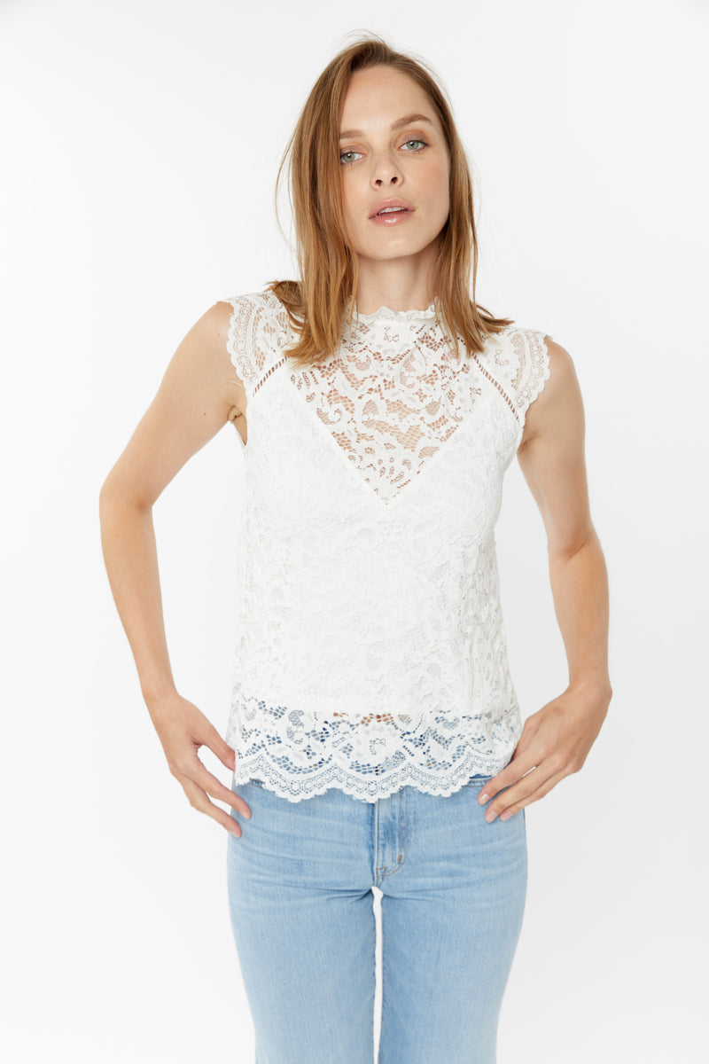 Generation Love - Stefi Lace - White