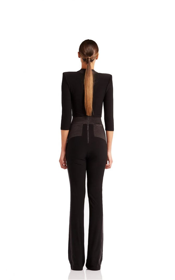 Zhivago - Eye of Horus Jumpsuit - Black