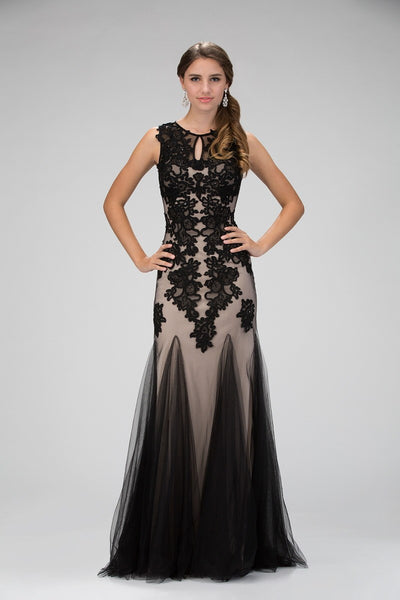Military Ball Gown
