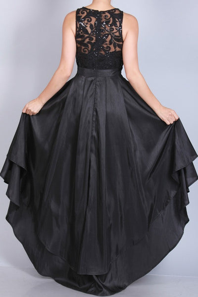 Adame High-low Gown (other colors available)