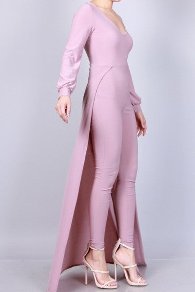 Blush Royce Jumpsuit