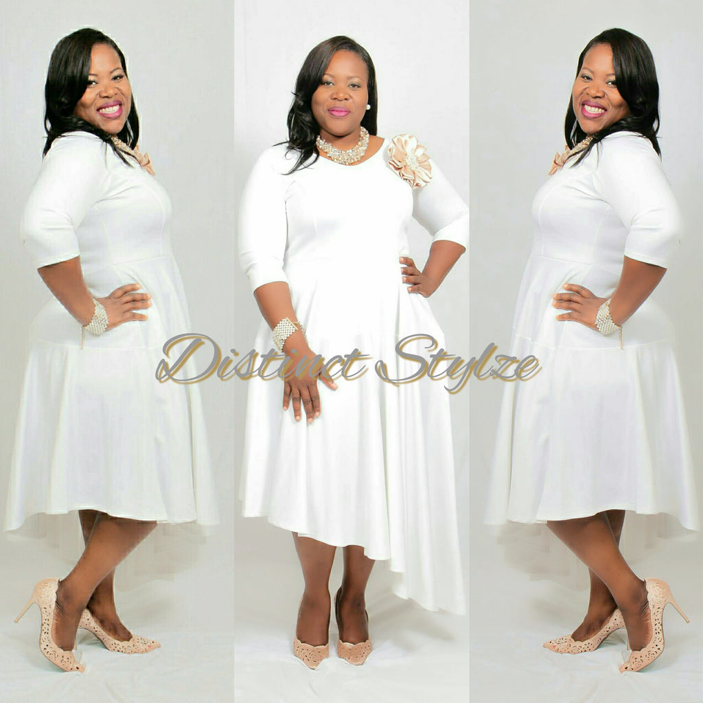 Solid Ameria Dress (other colors available)