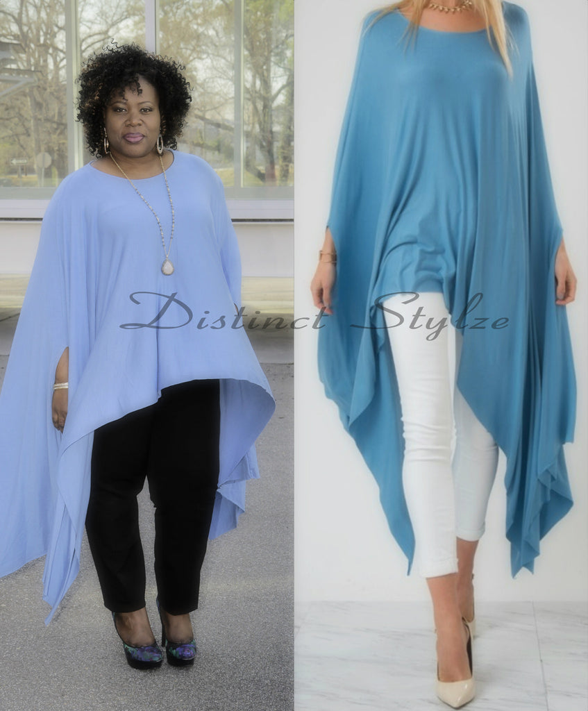 Asymmetric Style Top (other colors available)