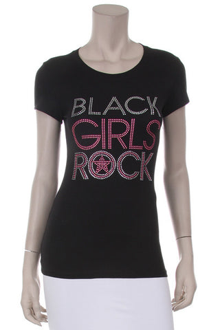 Black Girls Rock T-shirt  (other colors available)
