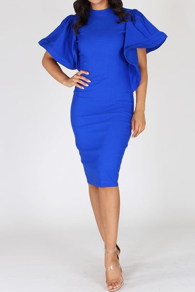 Solid Glory Dress