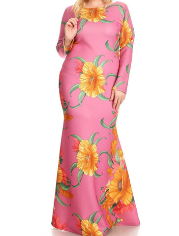 Floral Delight Dress (other colors available)