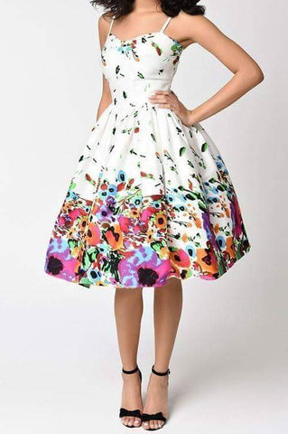 Miss Daisy Dress (S-3XL)