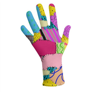 rag doll gloves in Sally style