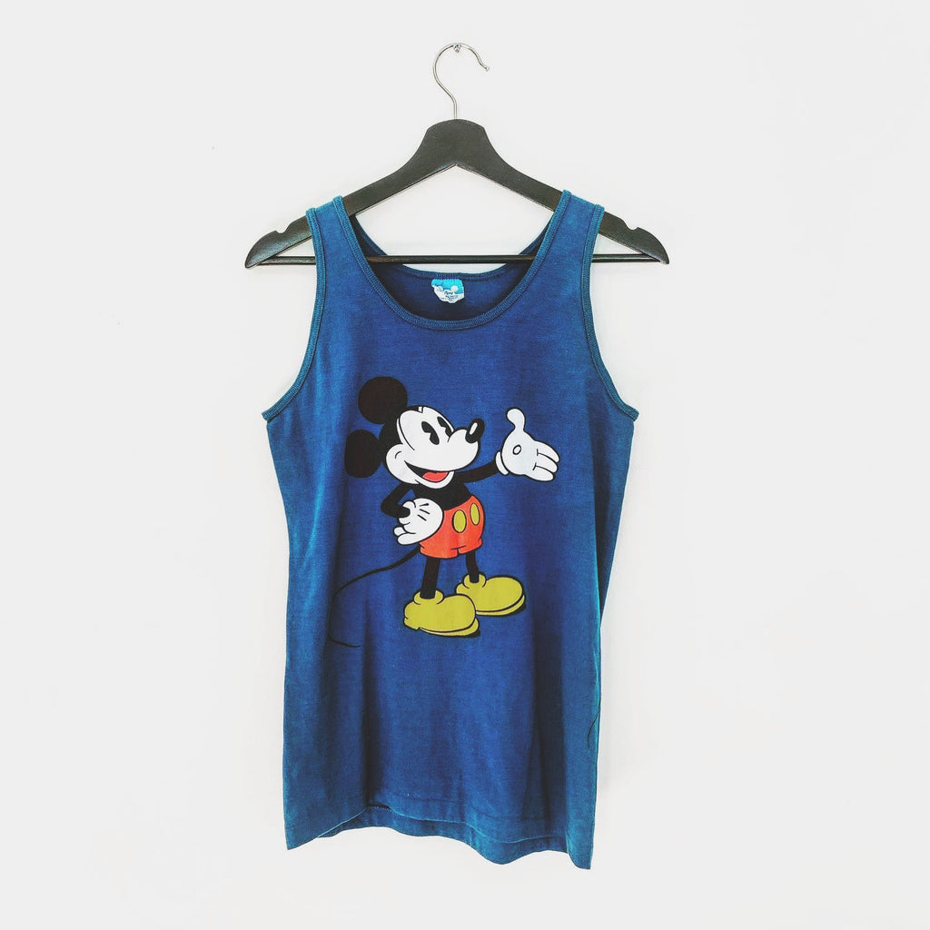 1990 Mickey Mouse Tank
