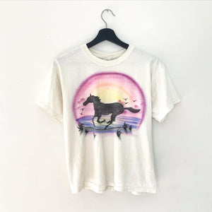 1990 Airbrushed Stallion Tee