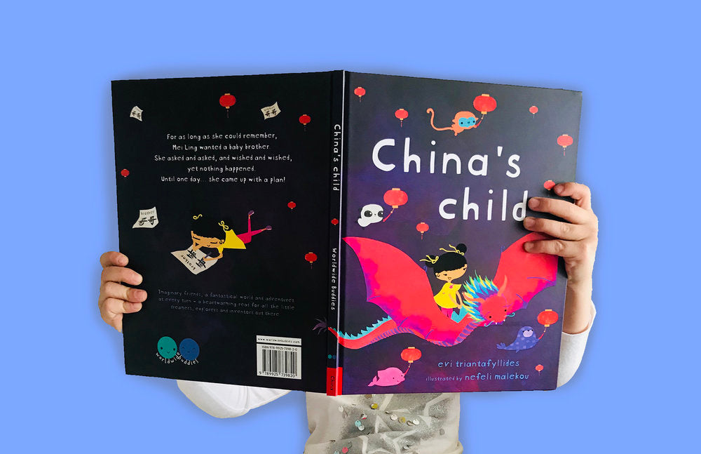 8 reasons this picture book is the near perfect introduction to Chinese culture.