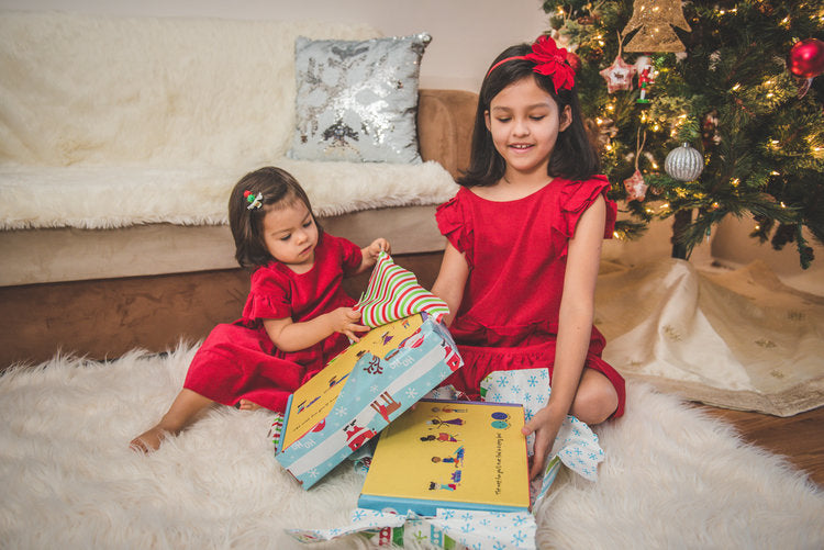 Your Christmas guide to children's presents that will be used and reused. No gifts for the sake of gifting!