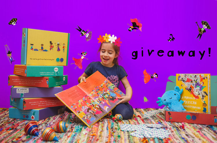 Mexico story box giveaway! test your knowledge and win!