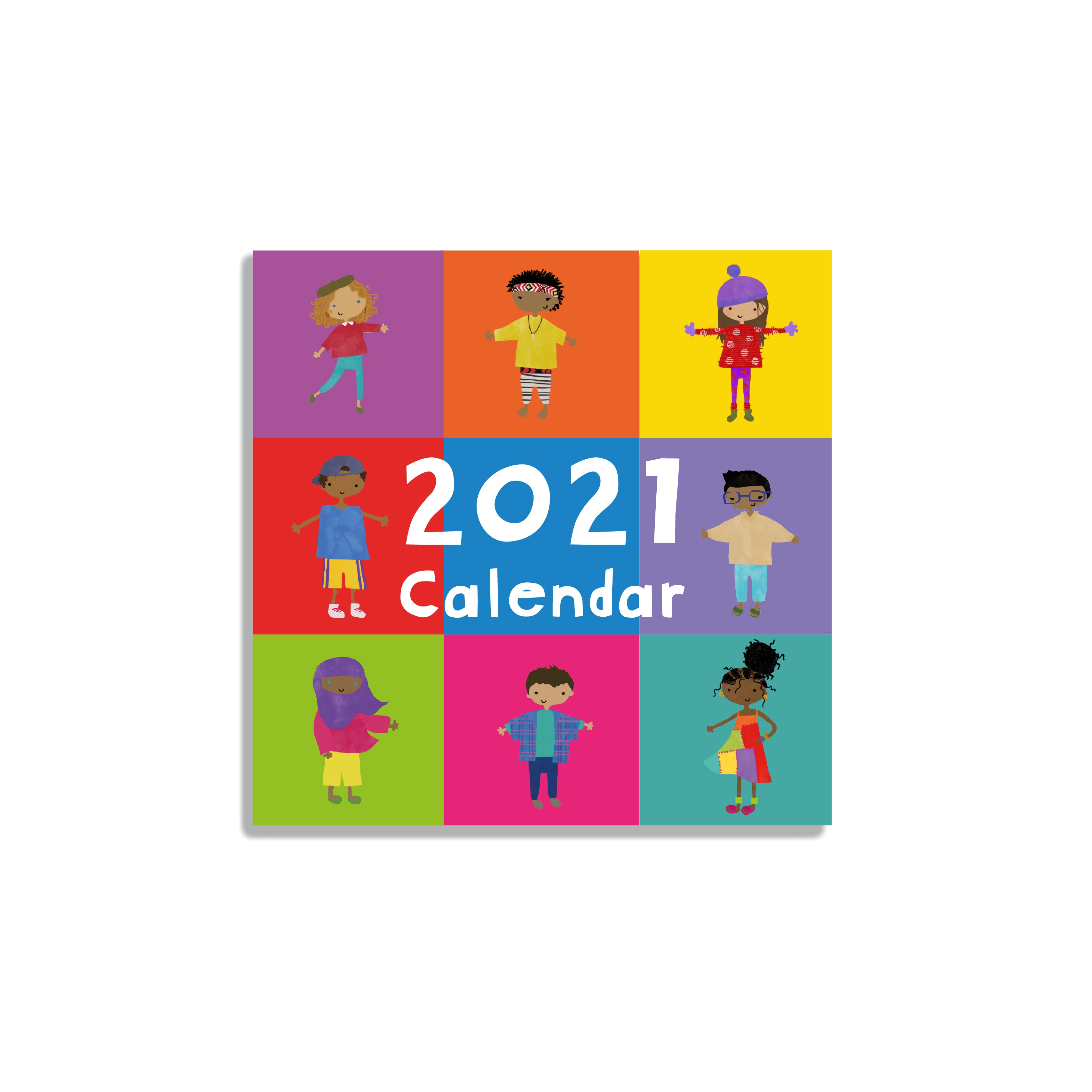 The Book of Cultures & the 2021 calendar