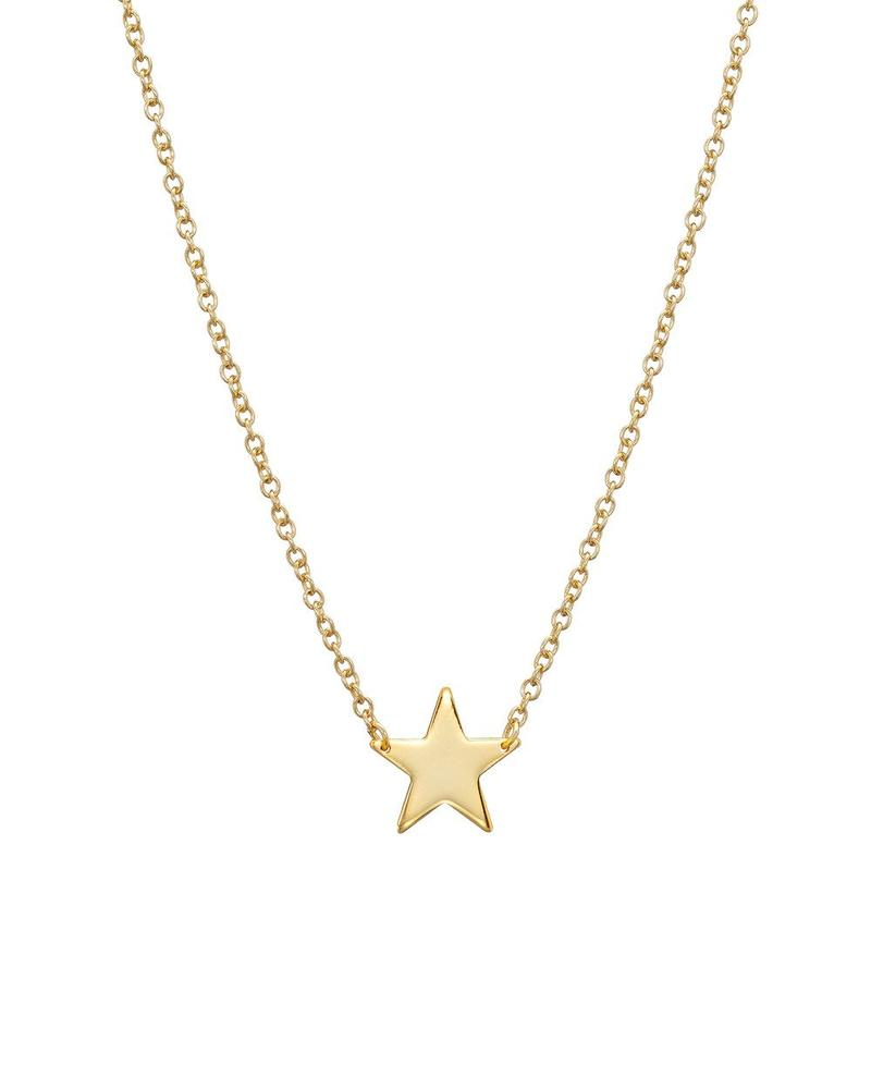 Mary K Gold Star Necklace
