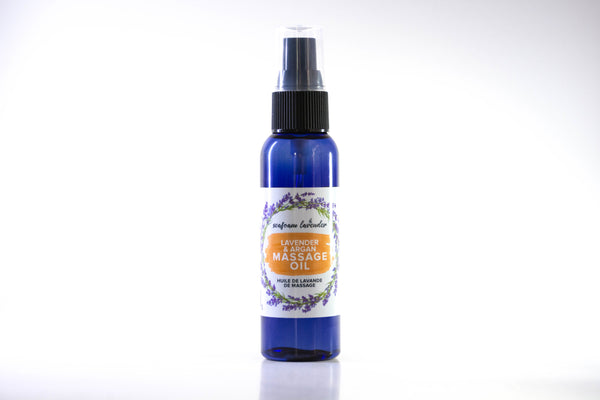 Bergamot & Argan Body and Massage Oil