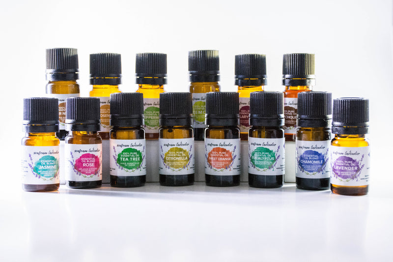 Essential Oils & Essential Oil Blends