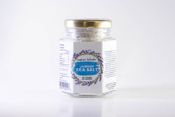 Lavender Sea Salt