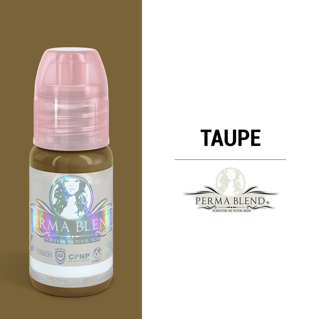 Taupe Perma Blend