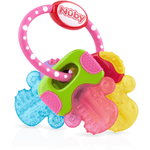 IcyBite Teether Keys - Pink