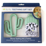 Itzy Ritzy Teething Gift Set - Cactus