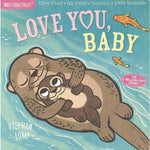 Indestructible Book, LOVE YOU BABY - Kid's Stuff Superstore