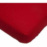 Brixy Crib Sheet - Supreme Jersey Red