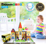 PicassoTiles 150 Piece School Theme Set