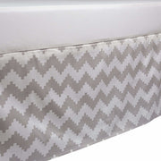 Bed Skirt - Aztec Chevron - Kid's Stuff Superstore