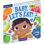 Indestructible Book, BABY LETS EAT