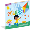 Indestructible Book, BABY SEE THE COLORS - Kid's Stuff Superstore