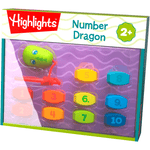 Haba Highlights - Number Dragon