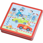 Haba Magnetic Game - Zippy Cars