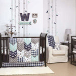 Woodland Trail Crib 3PC Set