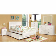 Twin Bed - White - Kid's Stuff Superstore