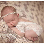 Photography Lace Romper - Newborn