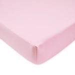 Crib Sheet - Velvet Soft Pink